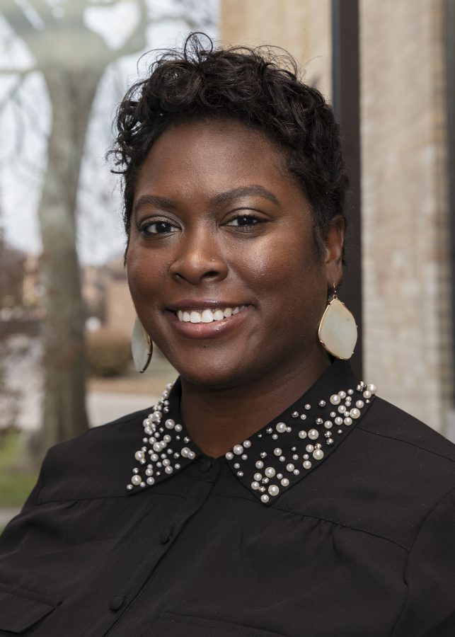 Dr. Porshé R. Garner