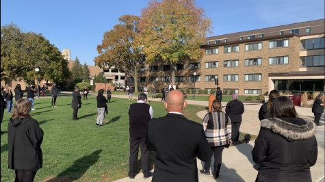 #CUCBlackout Event Helps Unify CUC Community and Denounce Racism