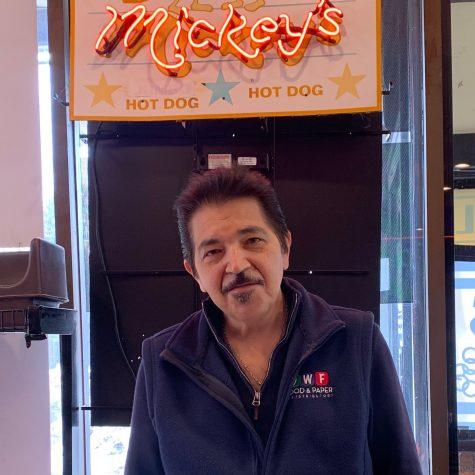George Vergados, owner of Mickey